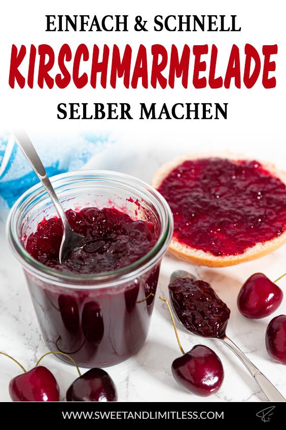 Kirschmarmelade Pinterest Cover