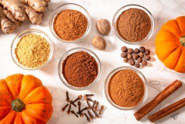 Pumpkin Spice Gewürz Rezept