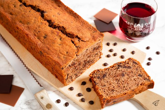 Rotweinkuchen mit Schokolade Schokoladenkuchen Rezept